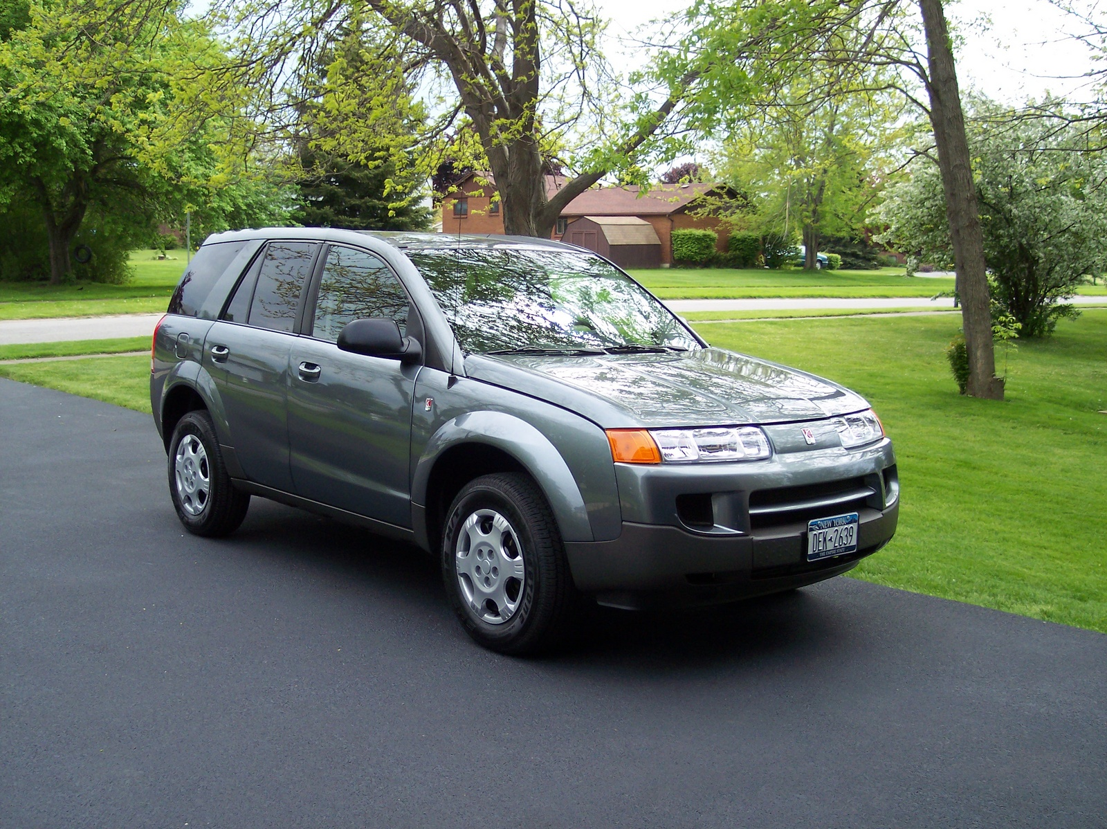 Saturn Vue Base Pic