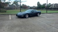 Picture of 2001 Chevrolet Corvette Coupe, exterior, gallery_worthy