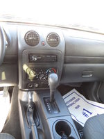 Picture of 2002 Jeep Liberty Sport 4WD, interior