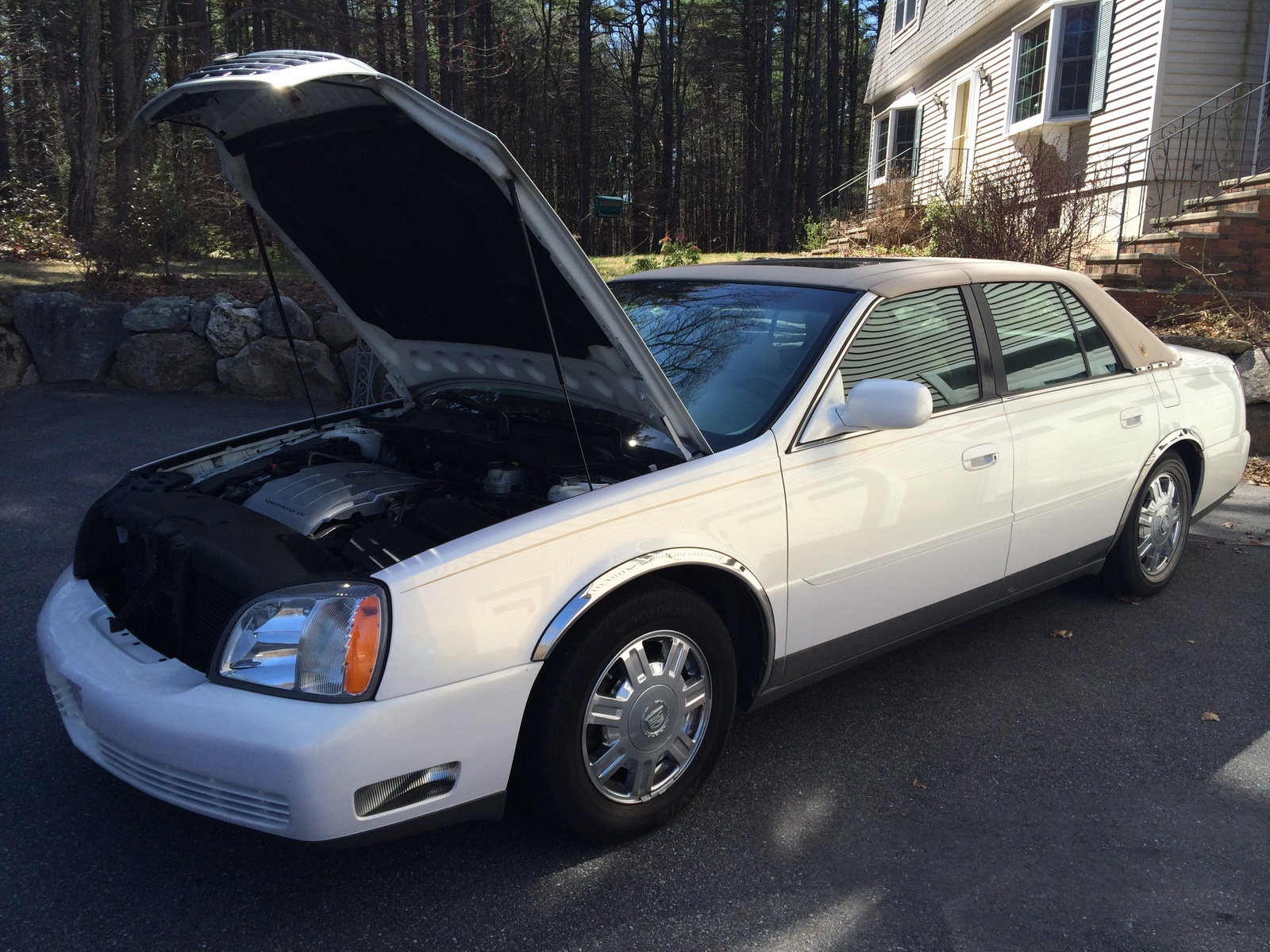 2005 cadillac deville overview cargurus. Cars Review. Best American Auto & Cars Review