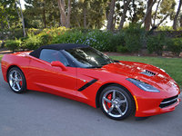 2014 Chevrolet Corvette Stingray Convertible 2LT picture, exterior