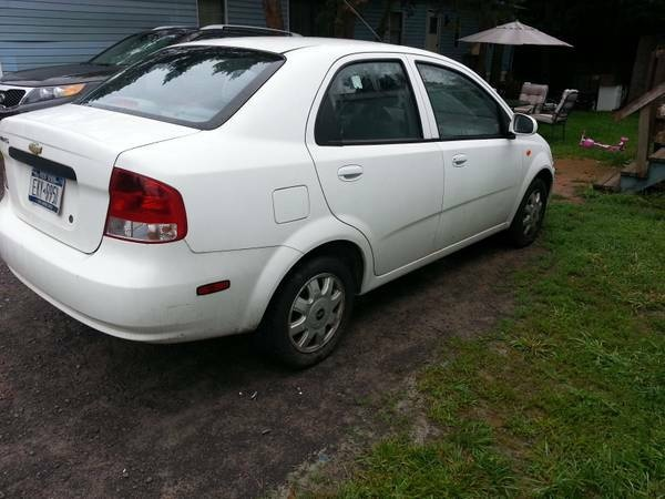 chevrolet aveo questions i have an 04 chevy aveo with less than 70 000 miles the engine is. Black Bedroom Furniture Sets. Home Design Ideas