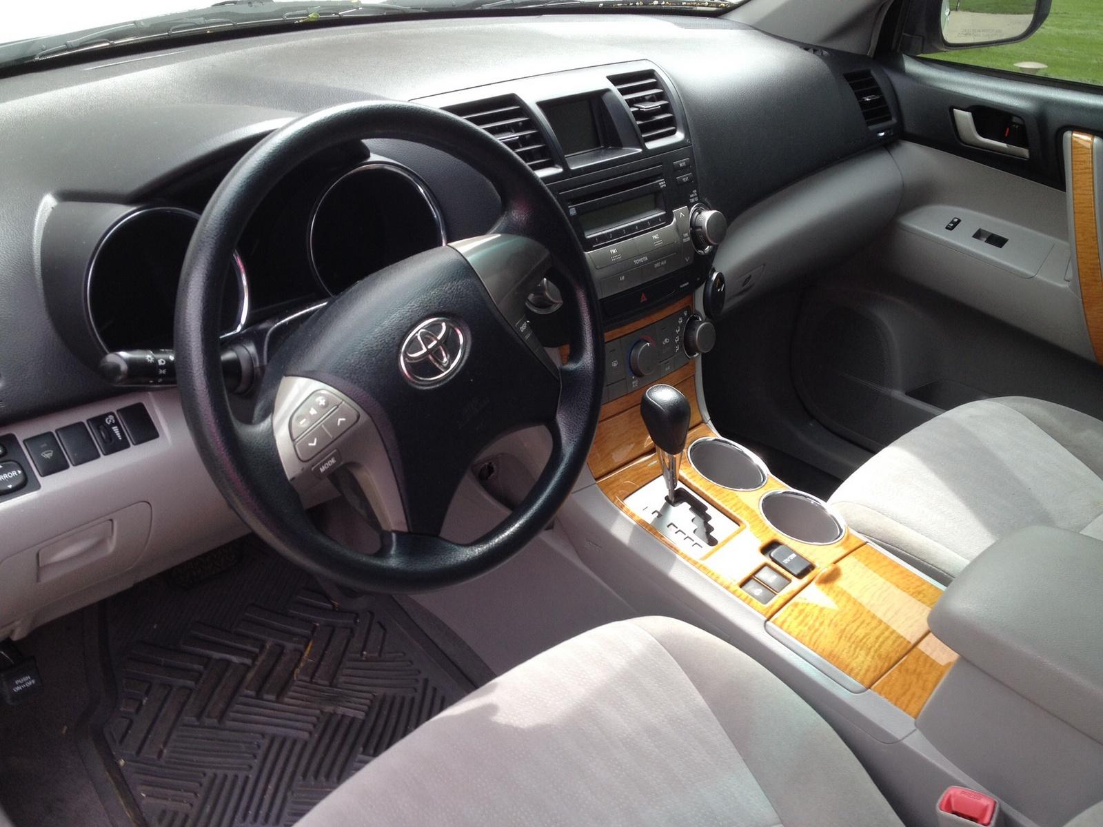 2009 Toyota Highlander Hybrid