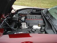 Picture of 2003 Chevrolet Corvette 50th Anniversary, engine