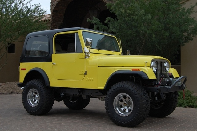 1977 Jeep CJ-7 - Pictures - CarGurus