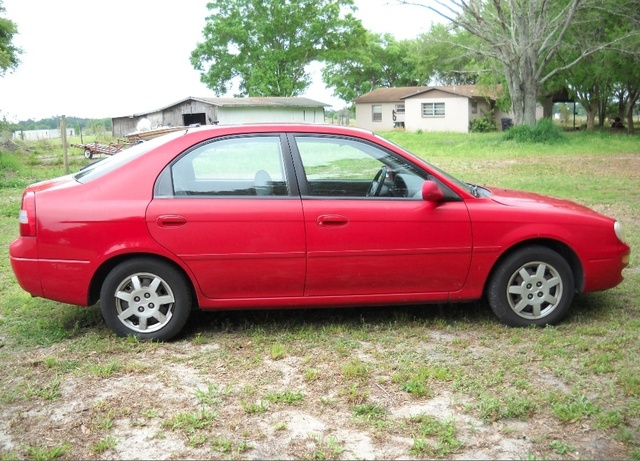 Picture of 2001 Kia Spectra GS