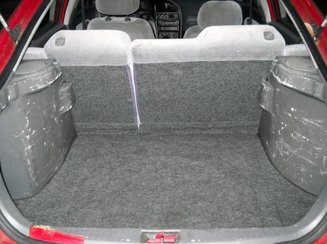 Picture of 2001 Kia Spectra GS, interior
