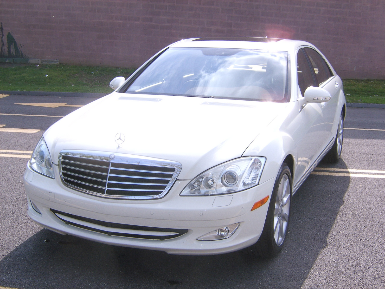 2008 Mercedes Benz S Class Pictures Cargurus