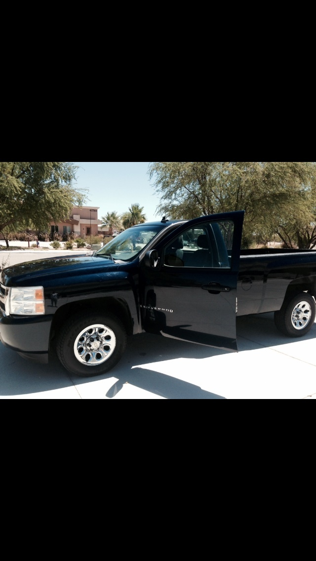 Picture of 2007 Chevrolet Silverado 1500 Work Truck Long Box 2WD, exterior
