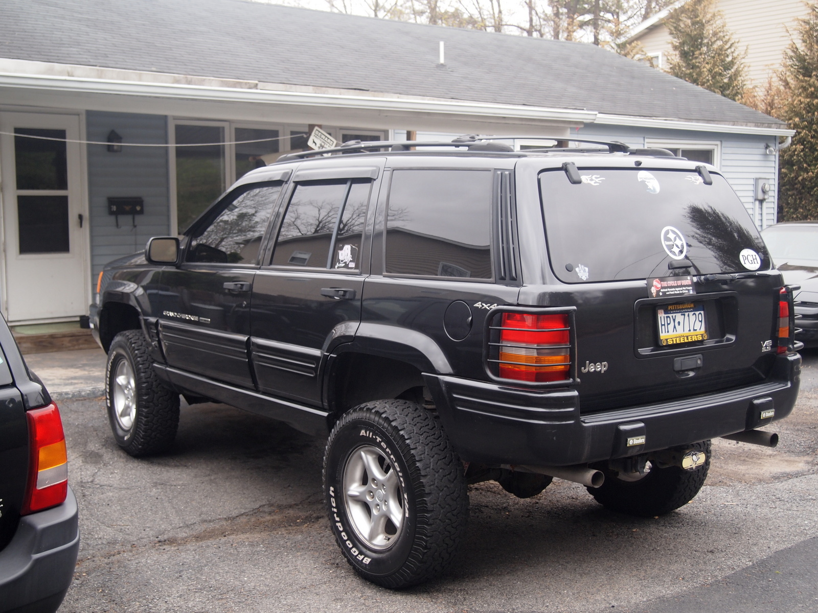 1998 jeep grand cherokee overview cargurus. Cars Review. Best American Auto & Cars Review