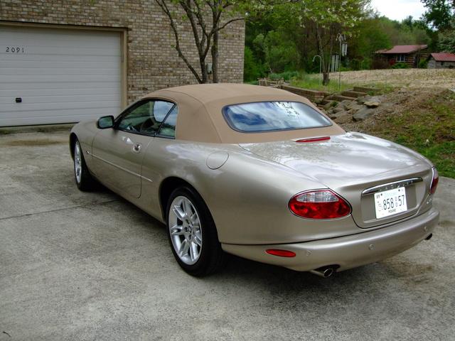2002 Jaguar XK-Series - Pictures - CarGurus