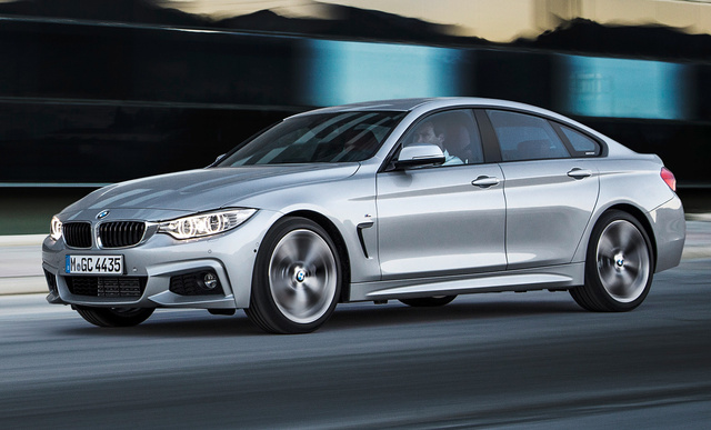 2015 BMW 4 Series  Overview  CarGurus