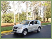 Picture of 2012 Suzuki Grand Vitara Base, exterior