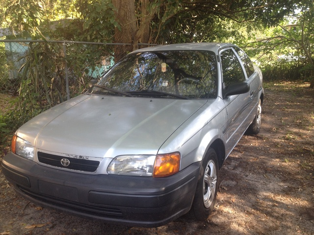 Picture of 1996 Toyota Tercel 2 Dr DX Coupe, exterior
