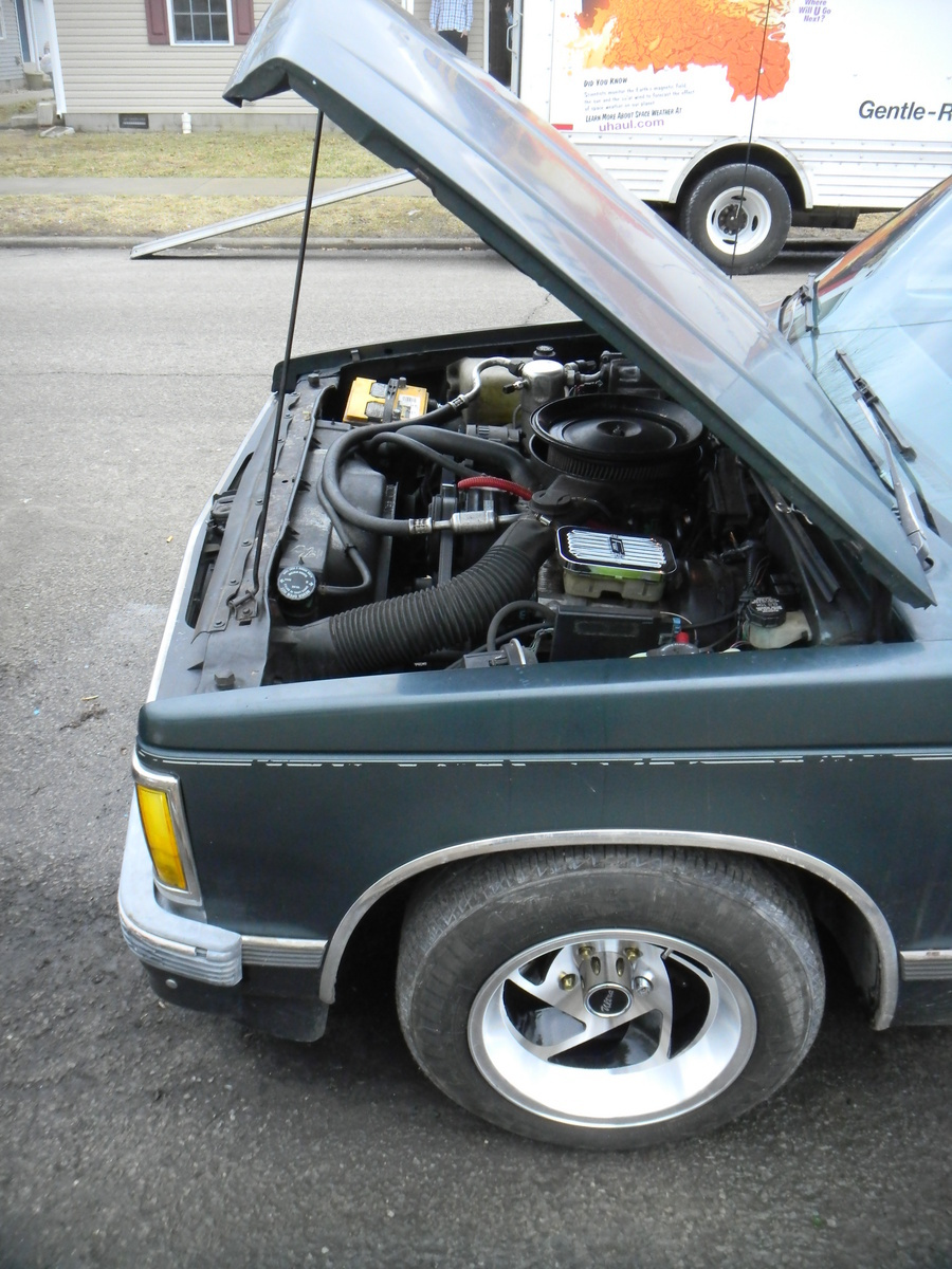 Chevrolet S 10 Questions My Heater Fan Stopped Working I Have 1992 S10 Wiper Motor Wiring Diagram What Is Going On With This New No Juice To The Itselfive Been Issue For Over 3 Months Nothing