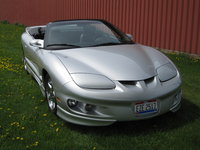 Picture of 2002 Pontiac Firebird Convertible, exterior