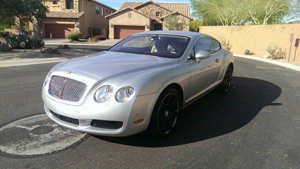 picture of 2004 bentley continental gt 2 dr turbo coupe exterior. Cars Review. Best American Auto & Cars Review
