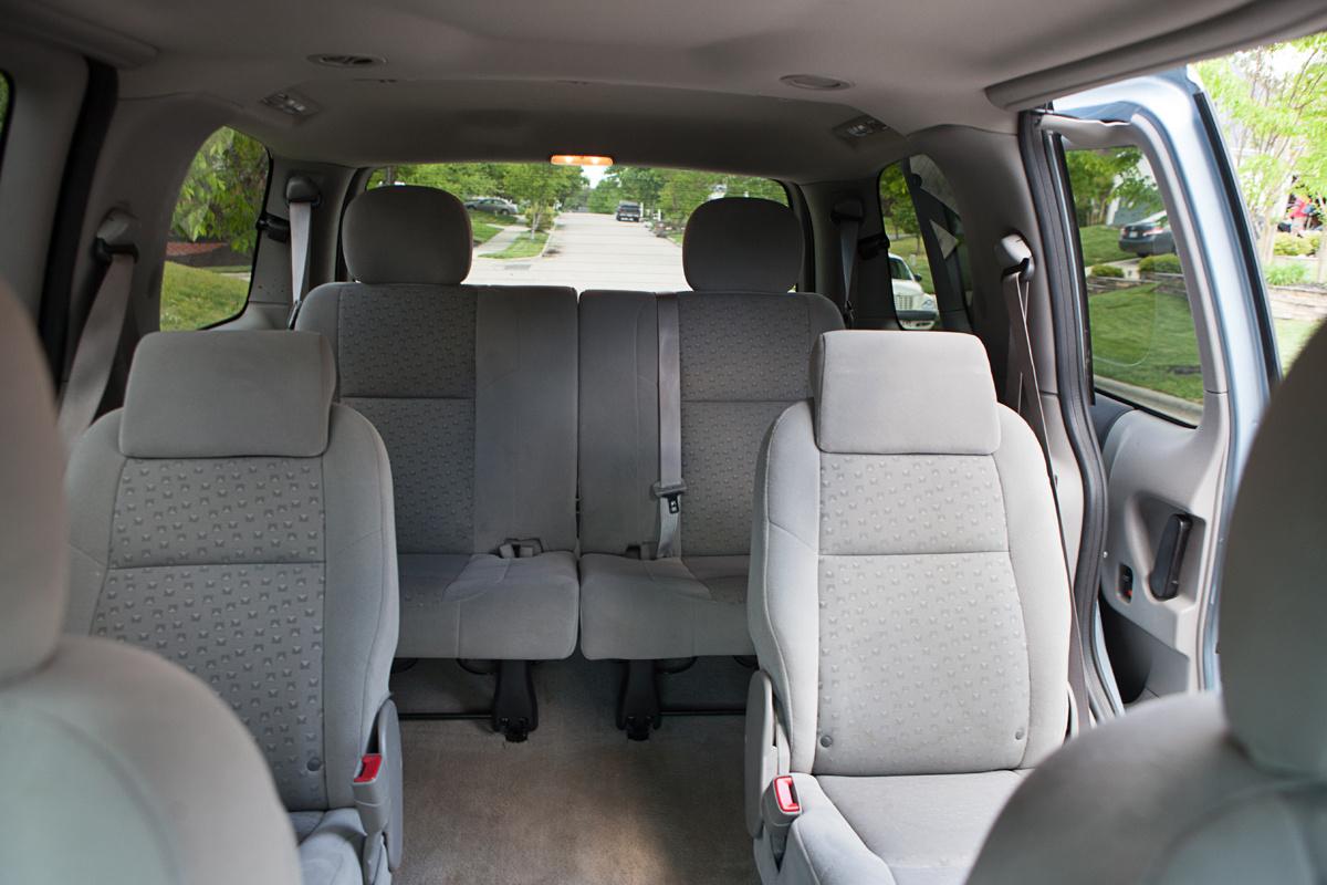 2007 Chevrolet Uplander Interior Pictures Cargurus