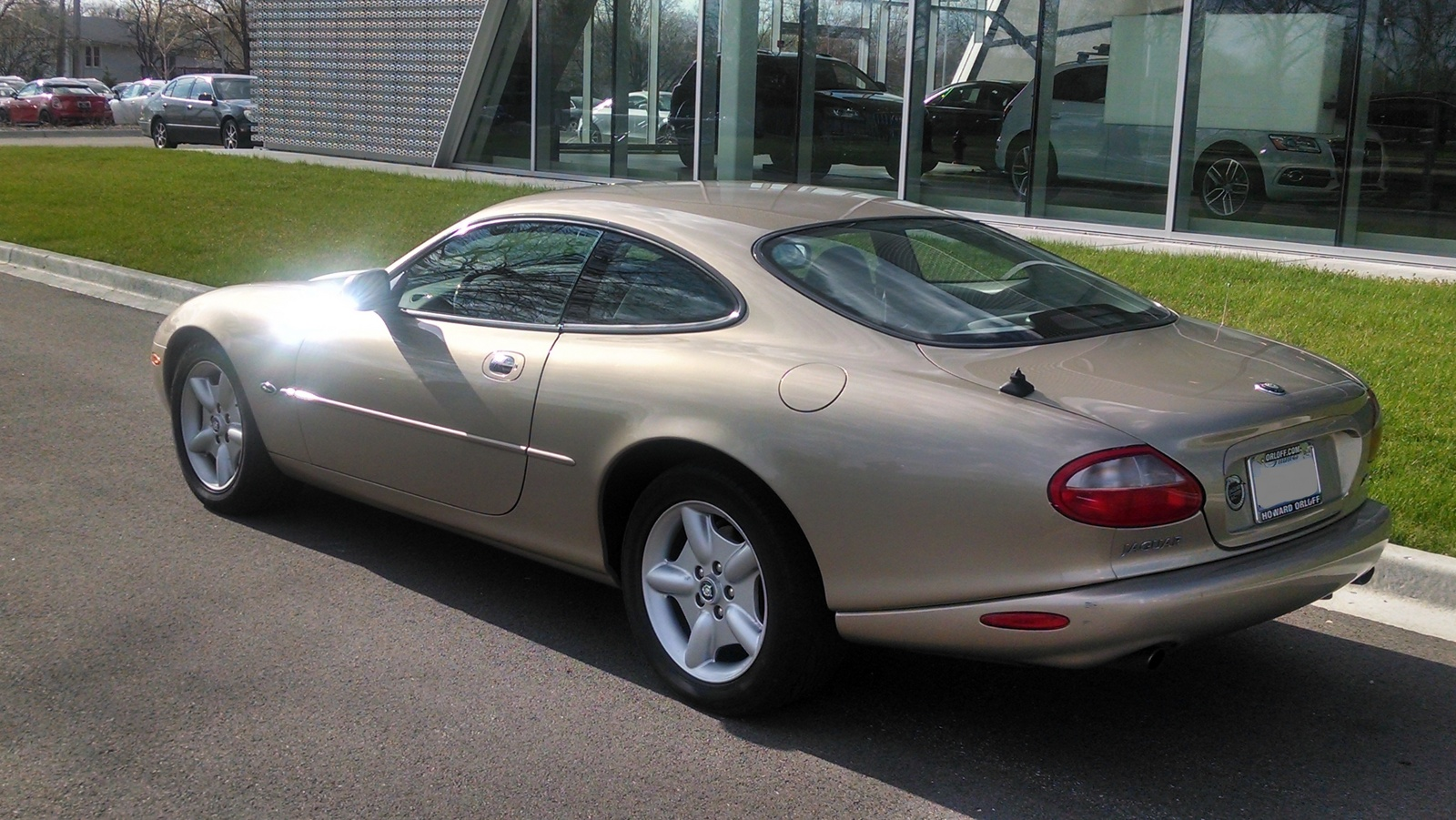 Picture of 1998 Jaguar XK-Series XK8 Coupe