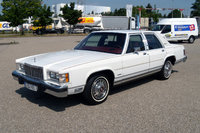 1987 Mercury Grand Marquis LS, exterior, gallery_worthy