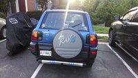 Picture of 1997 Toyota RAV4 4 Door AWD, exterior