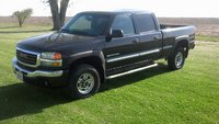 Picture of 2004 GMC Sierra 2500 4 Dr SLE 4WD Crew Cab SB, exterior