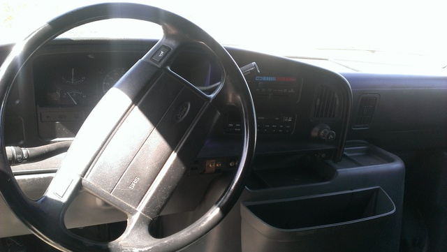 Picture of 1992 Ford E-150 XL Econoline, interior, gallery_worthy