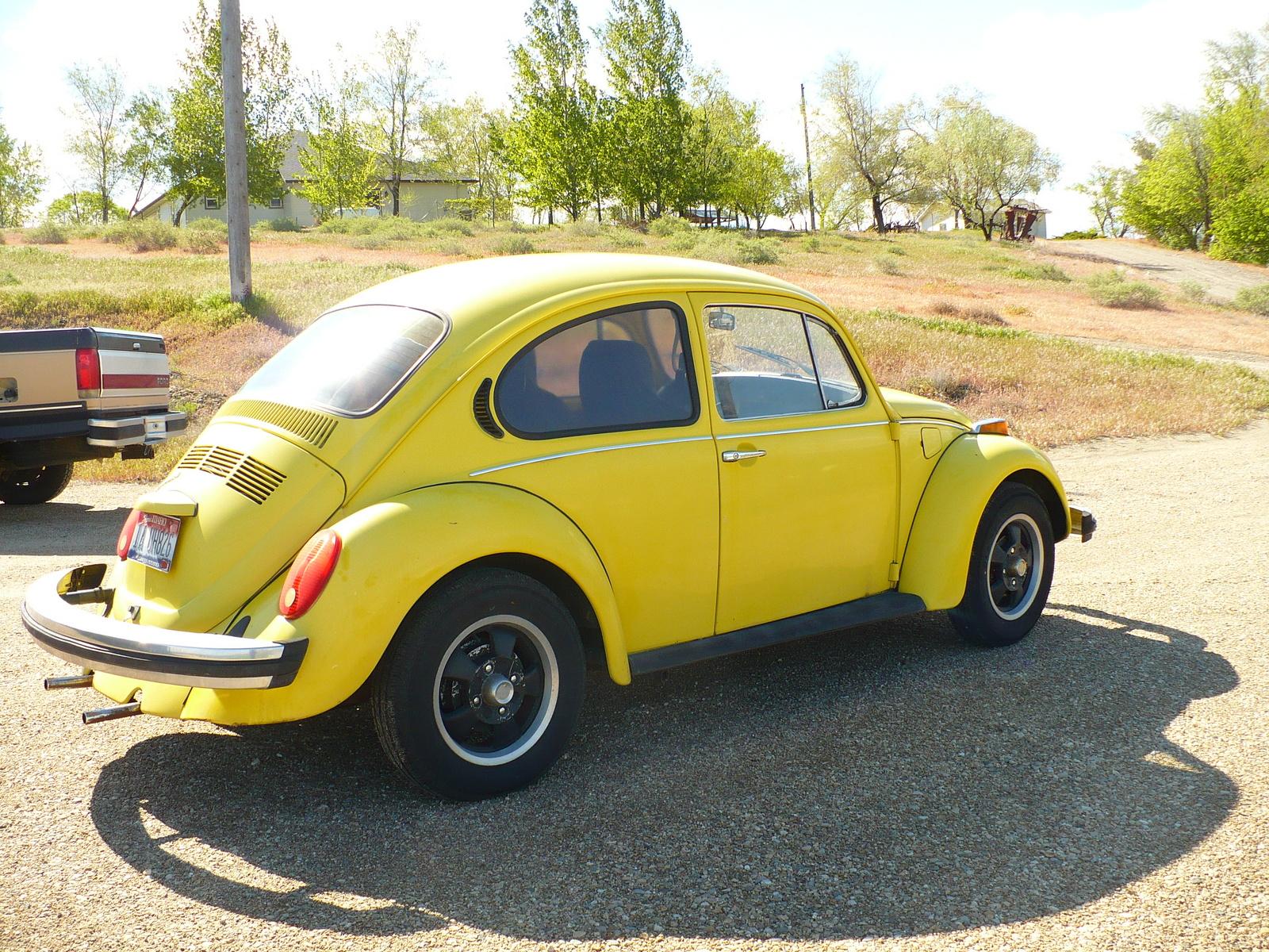 1974 Volkswagen Beetle Overview Cargurus