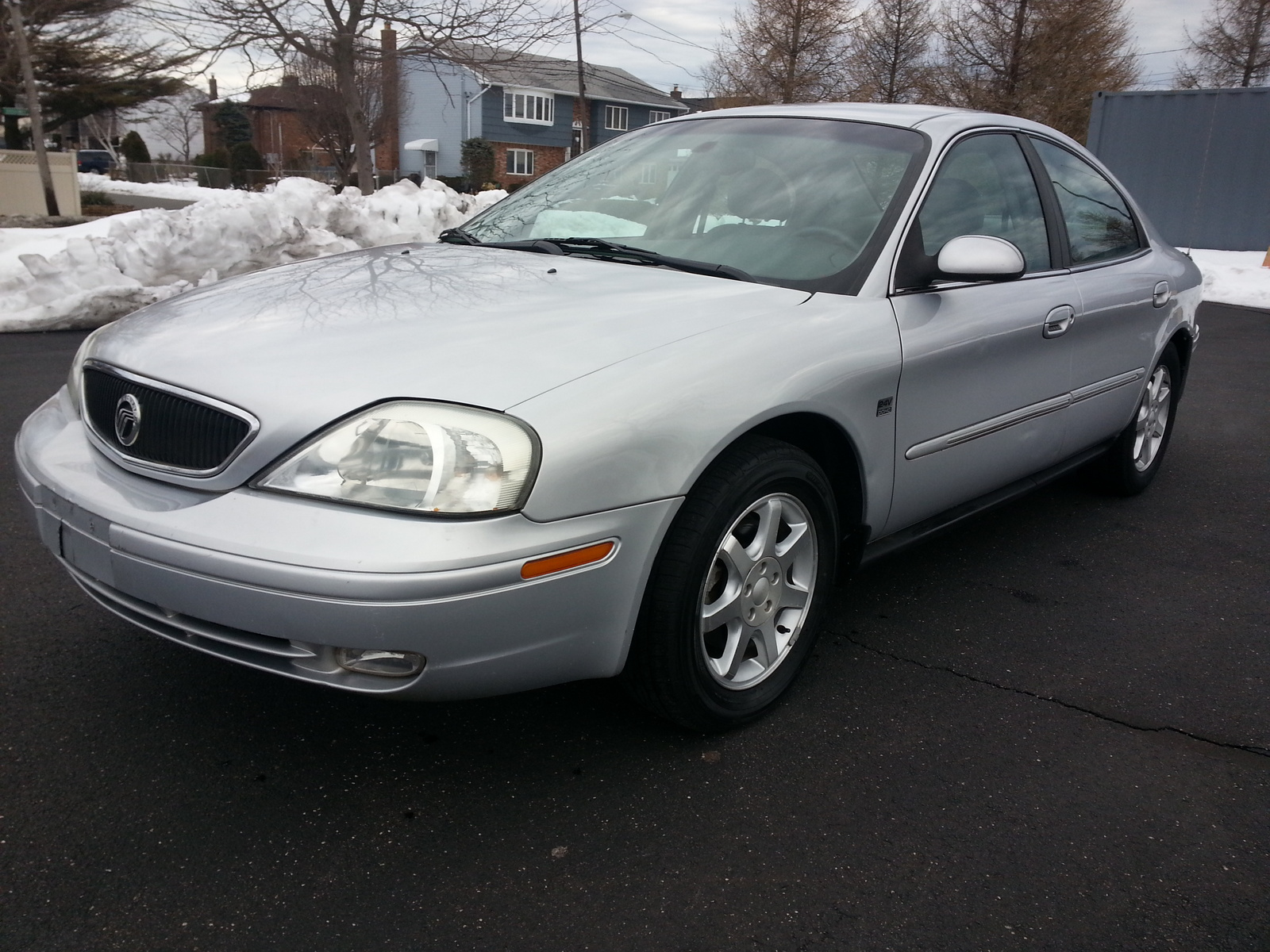 picture of 2002 mercury sable ls exterior. Black Bedroom Furniture Sets. Home Design Ideas