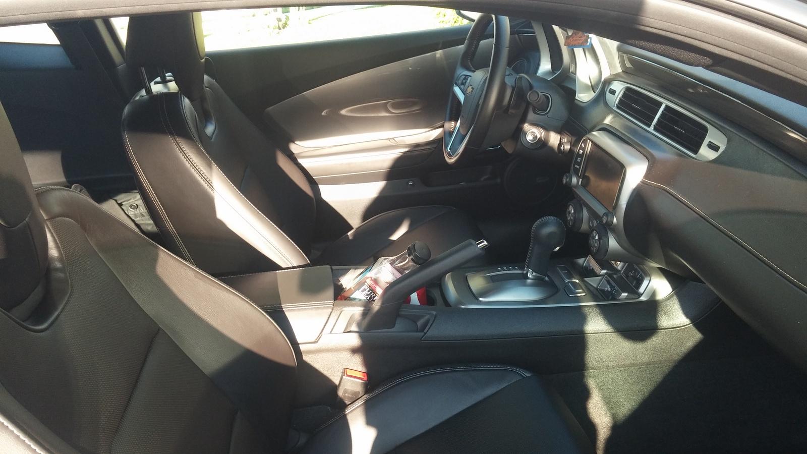 Picture of  Chevrolet Camaro LT2, interior