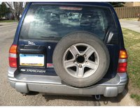 2002 Chevrolet Tracker LT 4WD picture, exterior