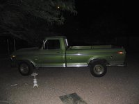1973 Ford F-250 Overview
