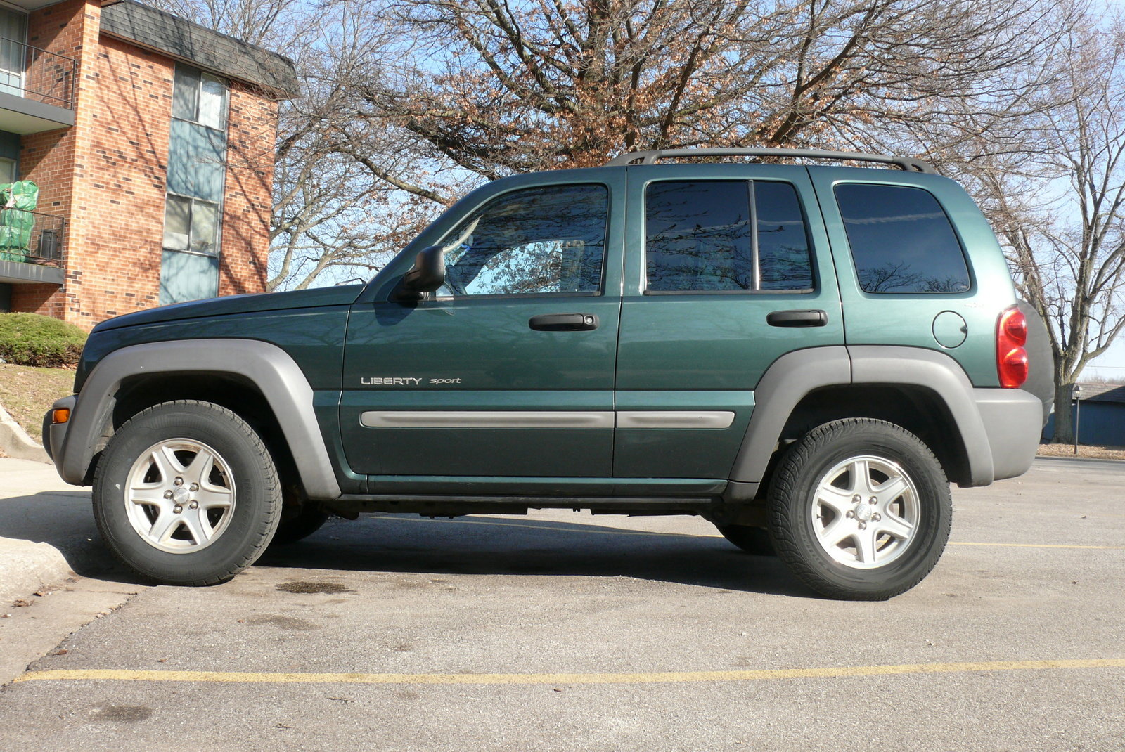 drivers like the 2002 jeep liberty 39 s getup and go and design some. Cars Review. Best American Auto & Cars Review