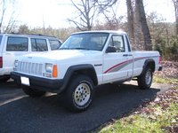 1992 Jeep Comanche Overview