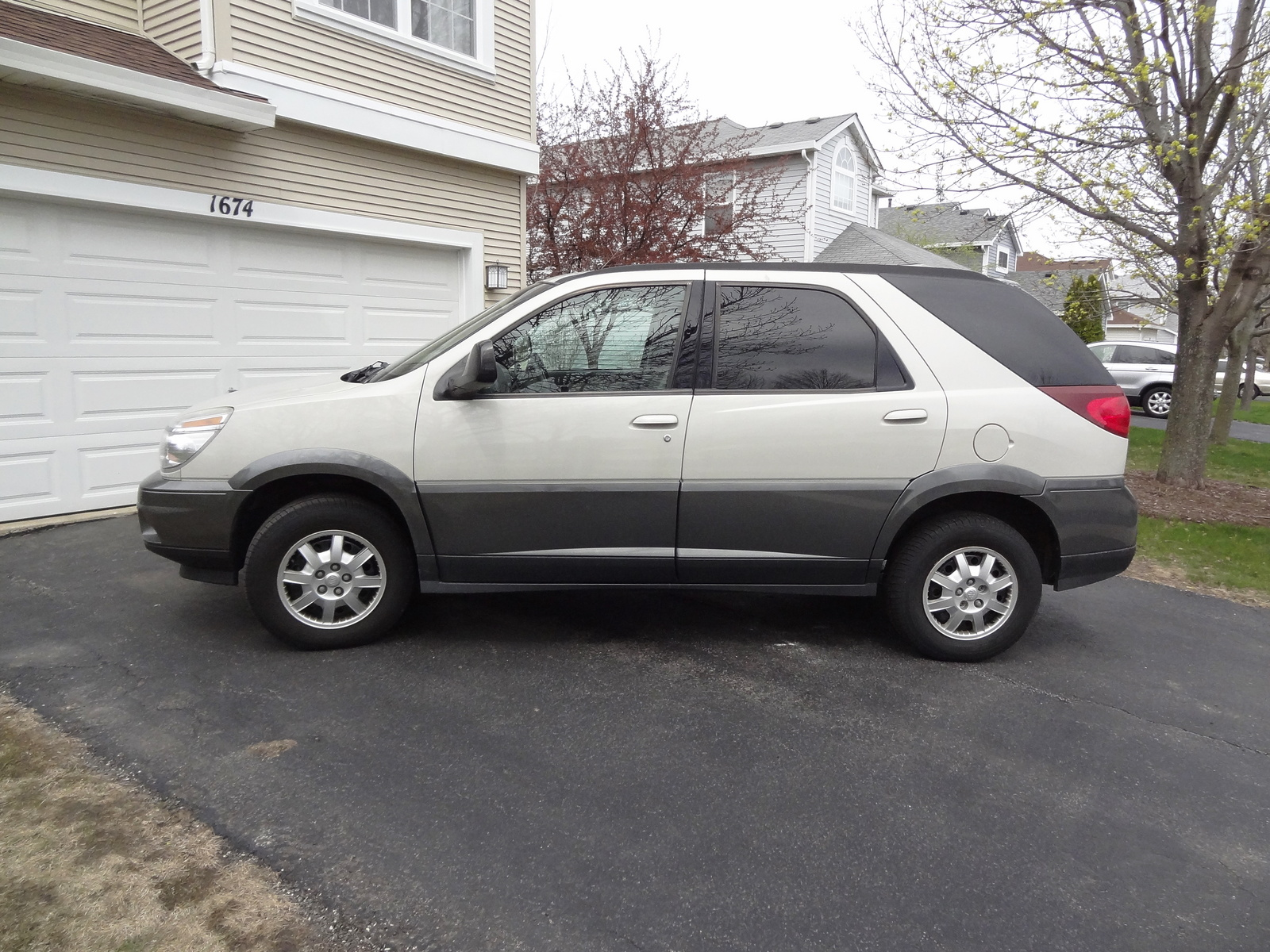 2004 buick rendezvous pictures cargurus. Cars Review. Best American Auto & Cars Review