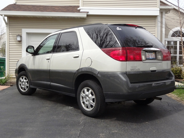 used buick rendezvous for sale cargurus autos post. Black Bedroom Furniture Sets. Home Design Ideas