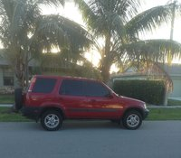 Picture of 2001 Honda CR-V LX, exterior, gallery_worthy