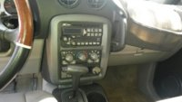 Picture of 2003 Pontiac Aztek STD, interior