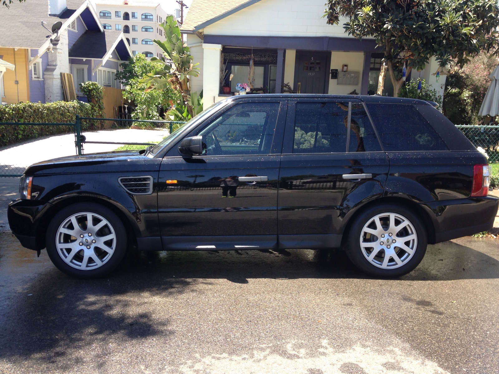 used land rover range rover sport for sale los angeles ca. Black Bedroom Furniture Sets. Home Design Ideas