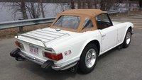 1974 Triumph TR6 Overview