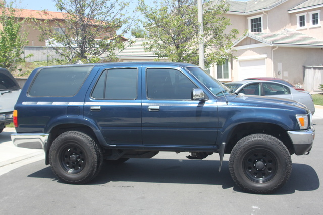 Picture of 1991 Toyota 4Runner 4 Dr SR5 V6 4WD SUV, exterior, gallery_worthy