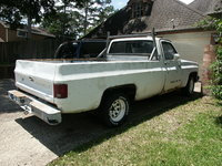 1982 Chevrolet C/K 10 Overview