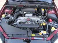 Picture of 2009 Subaru Legacy 2.5 i Limited, engine