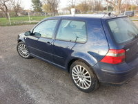 2005 Volkswagen GTI 1.8T, ...the left side.  more action than the right., exterior