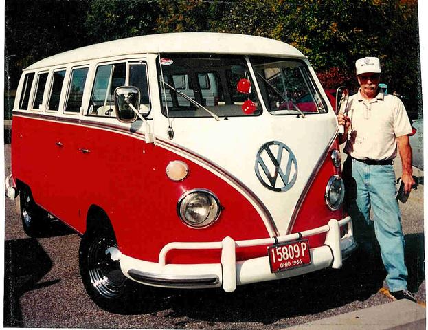 Picture of 1966 Volkswagen Microbus