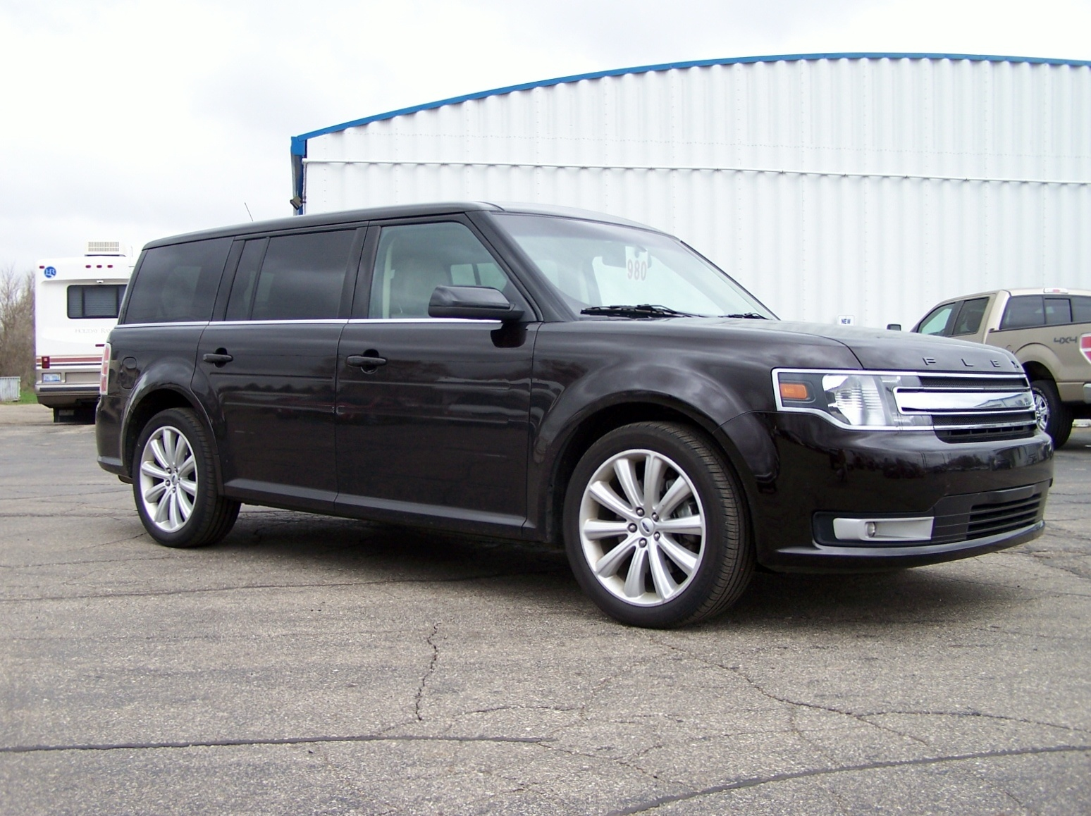 Picture of 2013 Ford Flex SEL AWD, exterior
