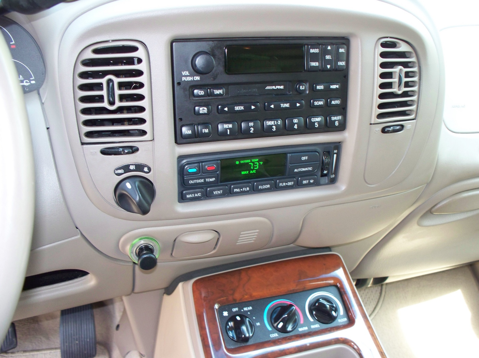 2002 lincoln navigator interior pictures cargurus 2000 lincoln navigator interior