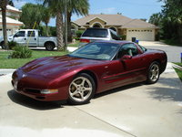 Picture of 2003 Chevrolet Corvette 50th Anniversary, exterior