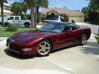 Picture of 2003 Chevrolet Corvette 50th Anniversary, exterior