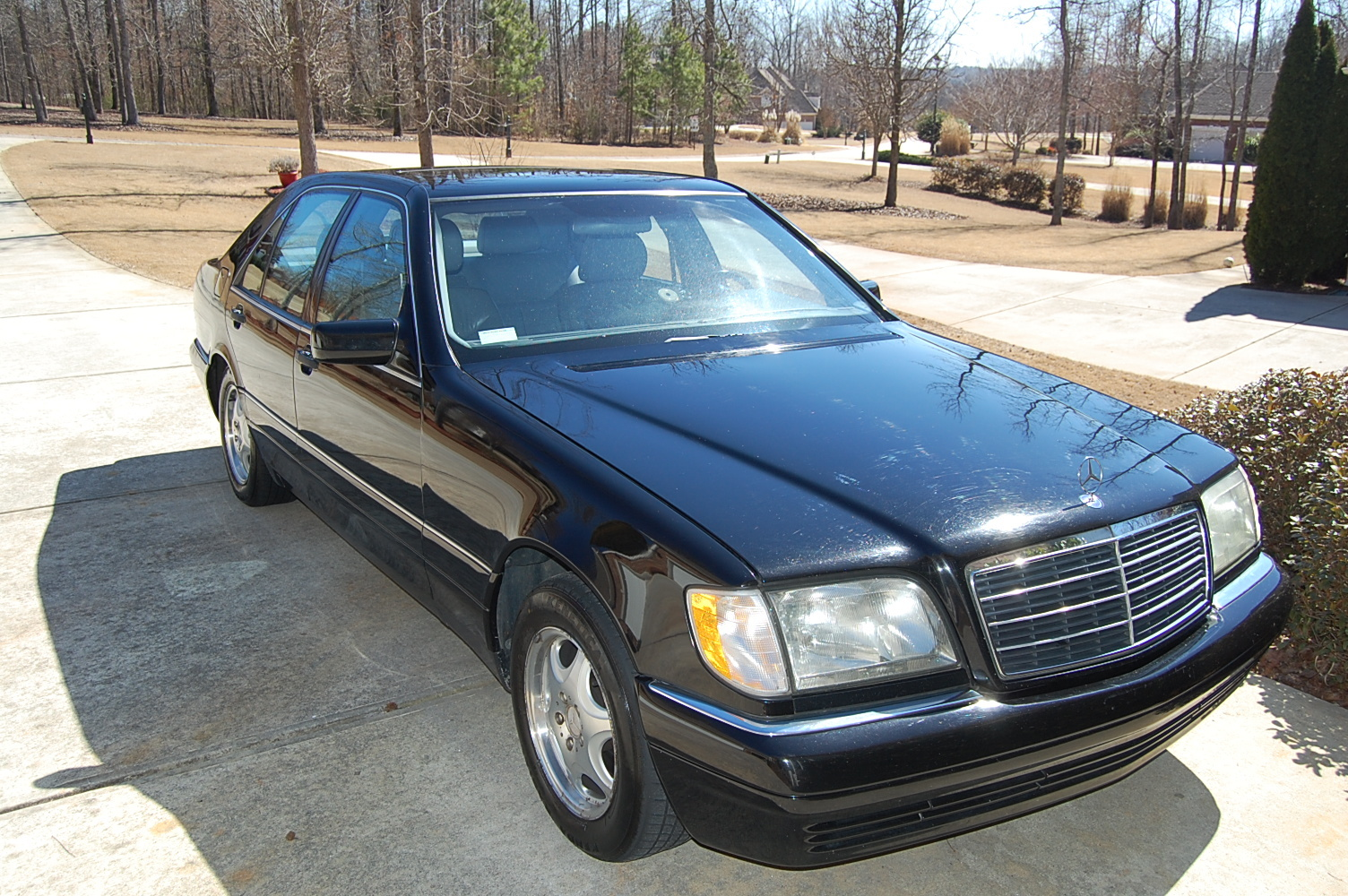 1997 mercedes benz s class pictures cargurus. Black Bedroom Furniture Sets. Home Design Ideas